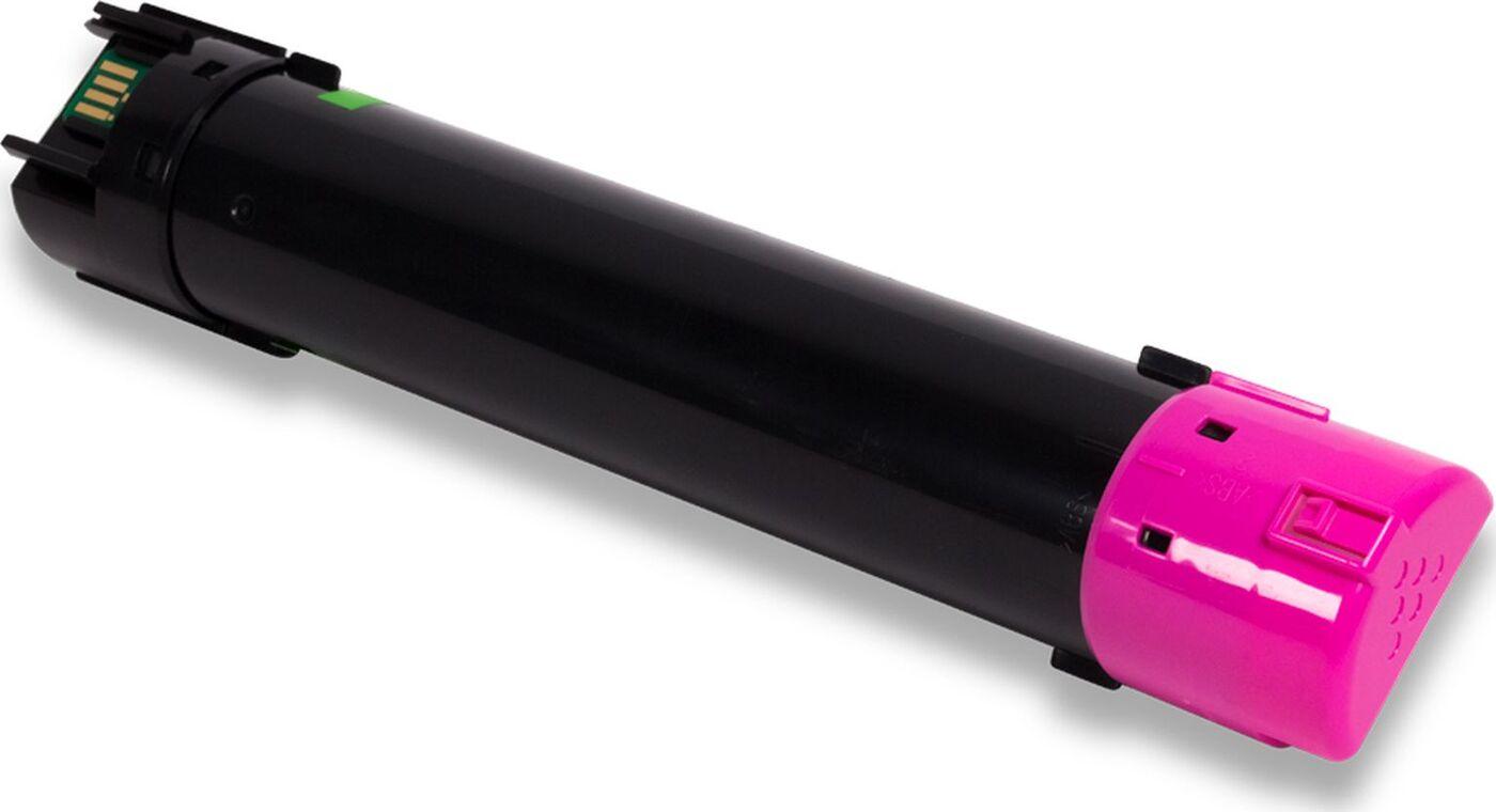 Картридж SAKURA 106R01524 для Xerox Phaser 6700, пурпурный, 12 000 к.