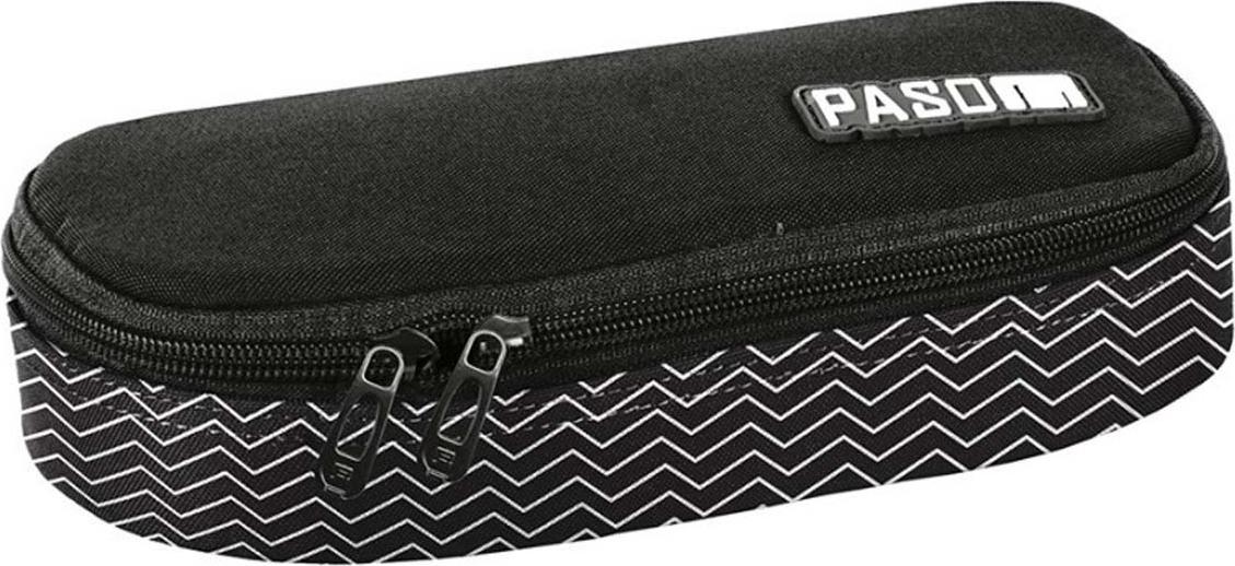 Пенал PASO Case Black Line
