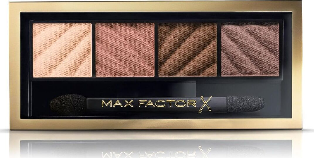 все цены на Max Factor Тени для век и Пудра для бровей Smokey Eye Matte Drama Kit 2в1, тон №10 Alluring Nude, 3 г онлайн