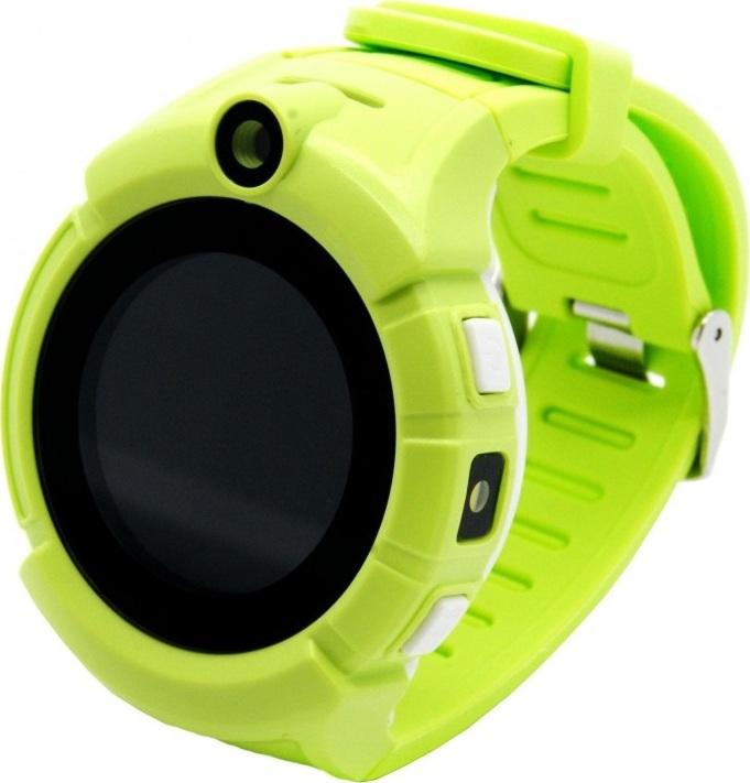 Детские GPS часы Nuobi Q360, Зеленый