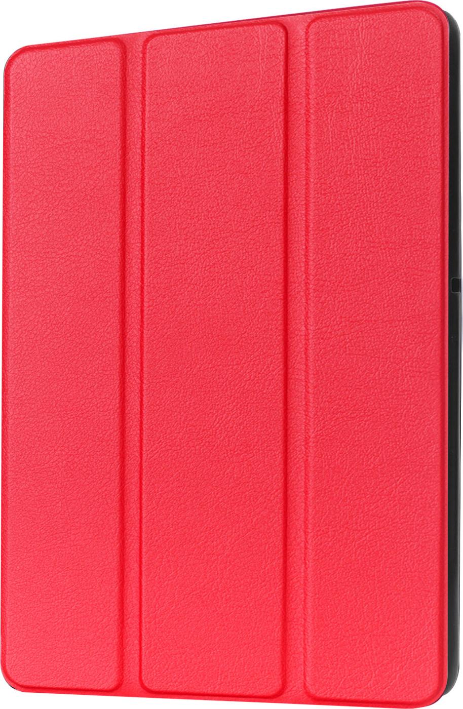 """Чехол-обложка MyPads для Acer Iconia Tab A3-A10/A3-A11 """"Il Sottile"""" тонкий умный кожаный на пластиковой основе с трансформацией в подставку красный 10 1 inch for acer iconia tab a3 a10 a3 a11 tablet black touch screen lcd display monitor repartment"""