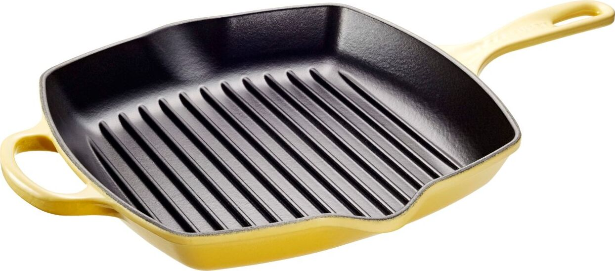 Сковорода-гриль чугунная Le Creuset 26 см все цены