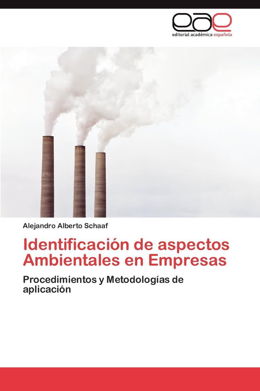 Identificacion de Aspectos Ambientales En Empresas