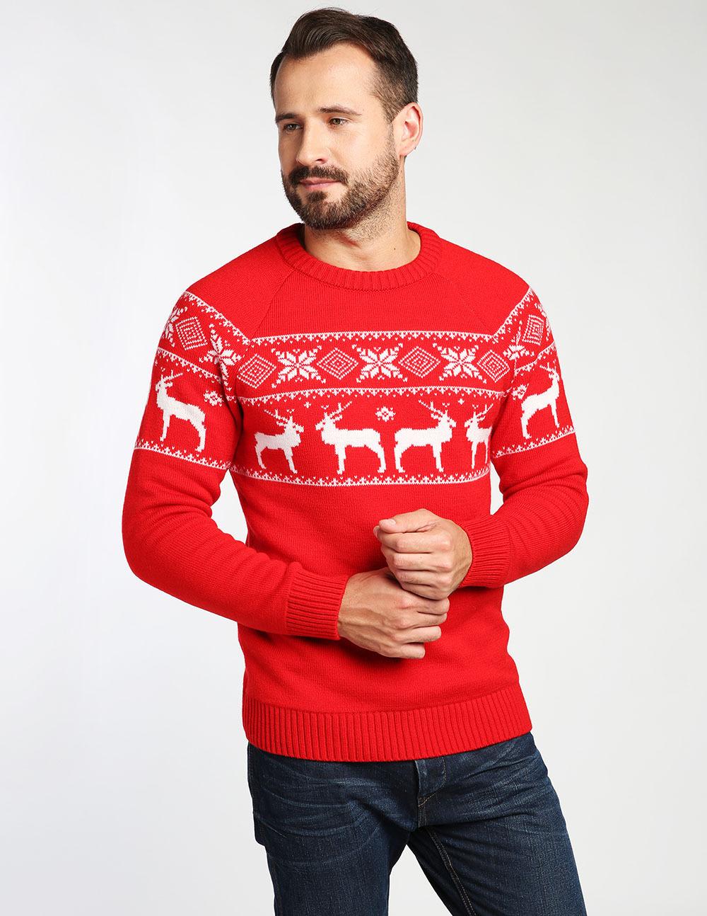 новогодний свитер купить