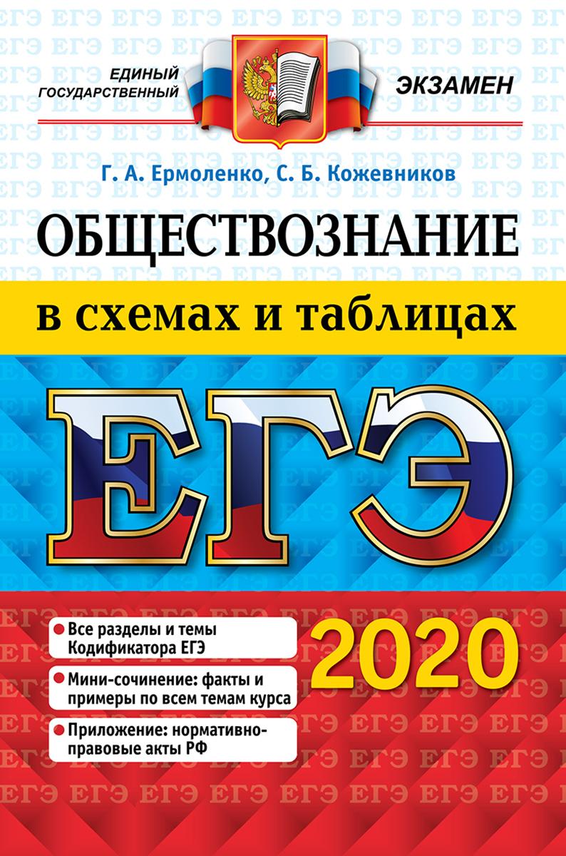 ЕГЭ 2020. Обществознание в  ...