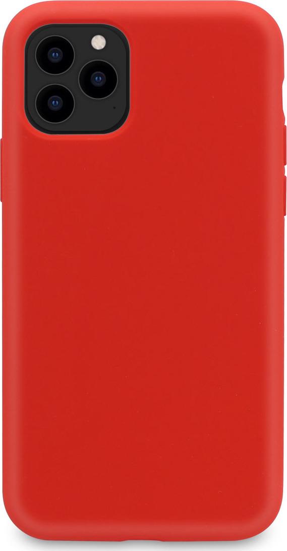 """Чехол-накладка DYP Gum Cover для Apple iPhone 11 Pro 5.8"""" soft touch красный"""