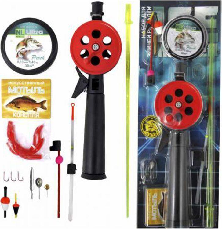 Набор рыболовный Ice Master для зимней рыбалки №4 Люкс, 204080