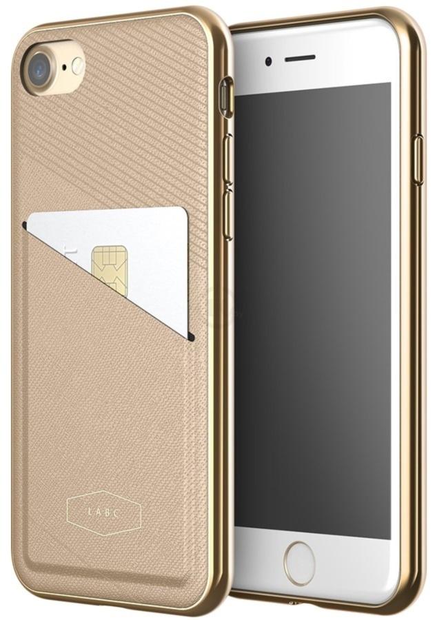 Чехол LAB.C Pocket Case для IPhone 7, коричневый