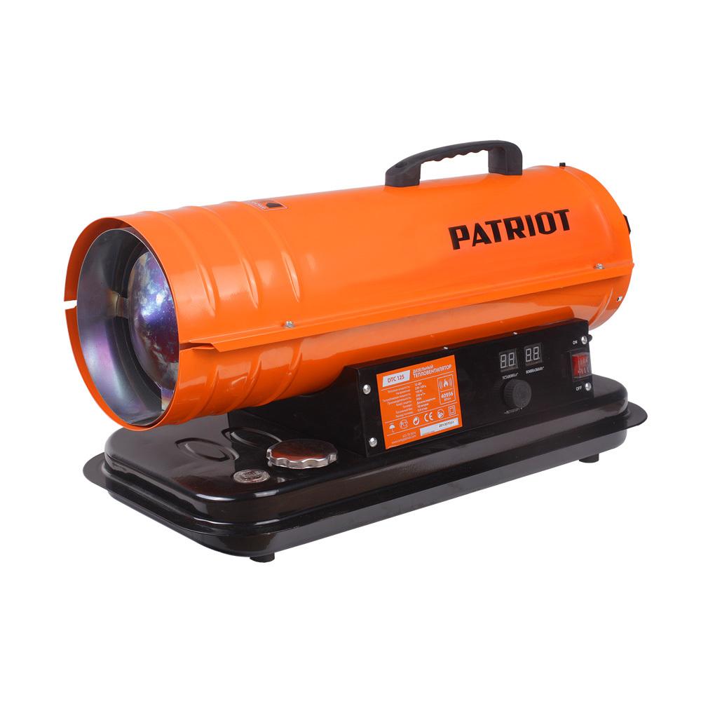 Калорифер дизельный PATRIOT DTС 125