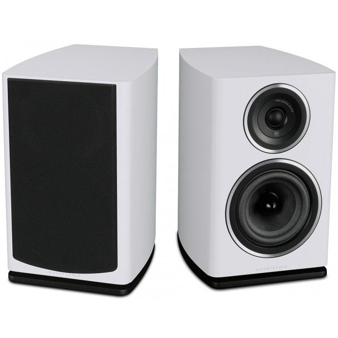 Полочная акустика Wharfedale Diamond 11.2 White Sandex