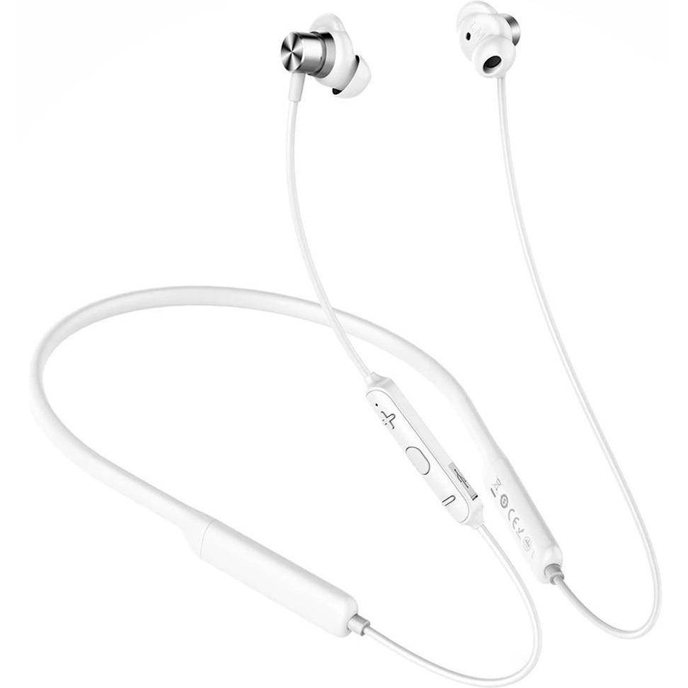Наушники Bluetooth Baseus Encok S12 - Белые (NGS12-02)