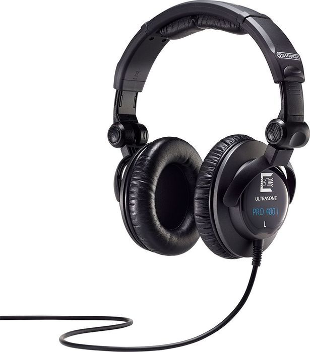 Наушники Ultrasone Pro 480i, черный