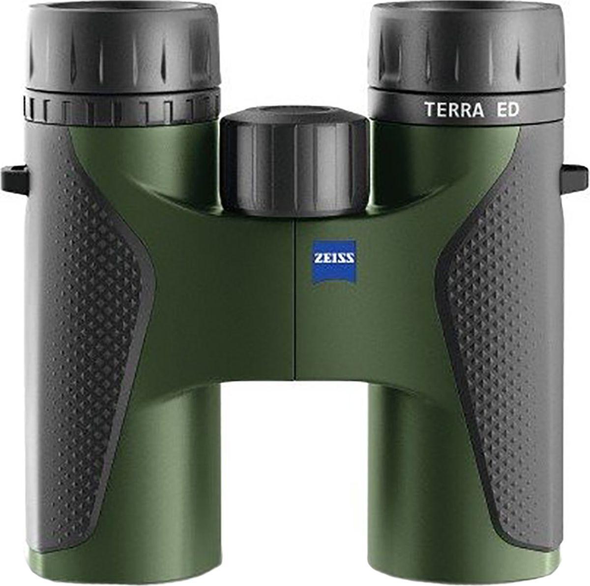 Бинокль Zeiss Terra Ed 10x32, черный, зеленый
