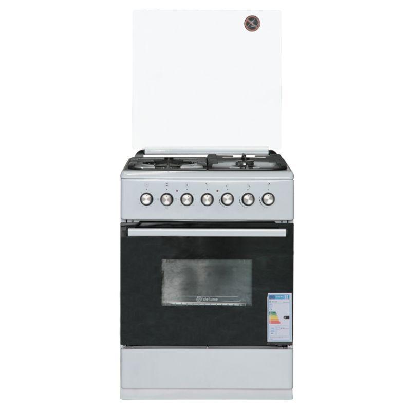 Кухонная плита De Luxe 606031.00 ГЭ 001, белый