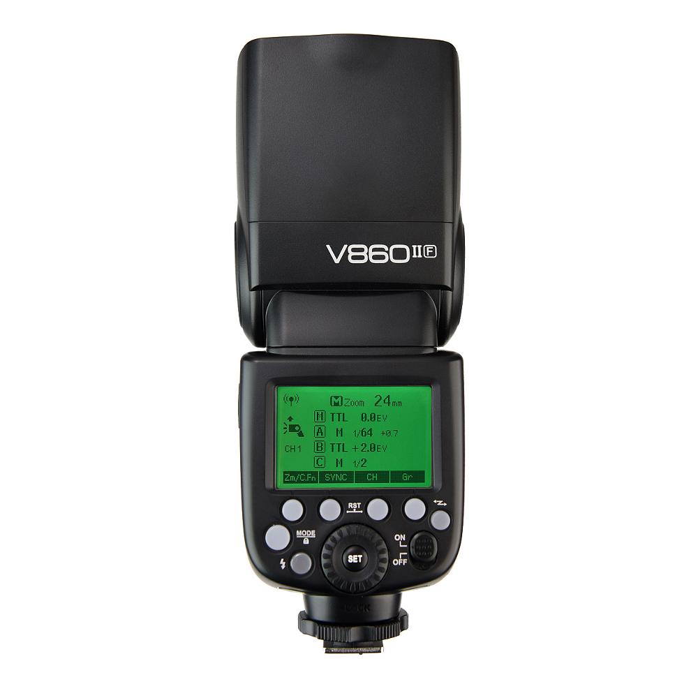 Godox VING V860IIF Новаторская TTL литий-ионная камера Flash