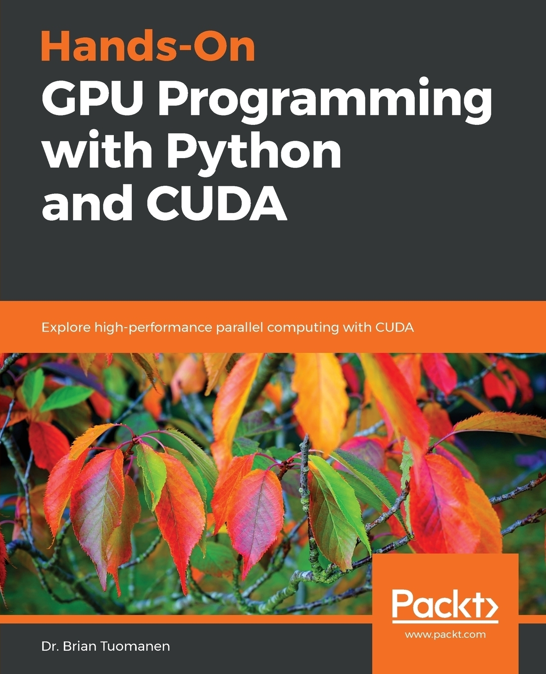 Dr. Brian Tuomanen. Hands-On GPU Programming with Python and CUDA