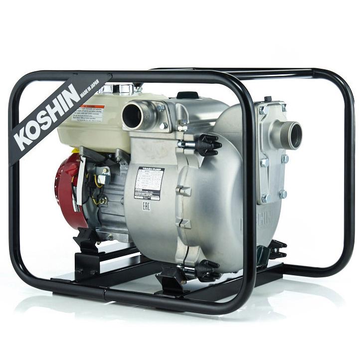 Бензиновая мотопомпа Koshin KTH-50X o/s