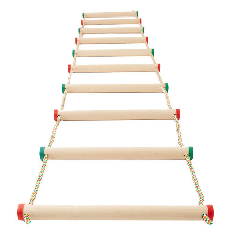 Веревочная лестница ИДЕЯ 10 ступеней
