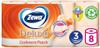 Zewa Туалетная бумага Deluxe Персик, 3 слоя, 8 рулонов - изображение