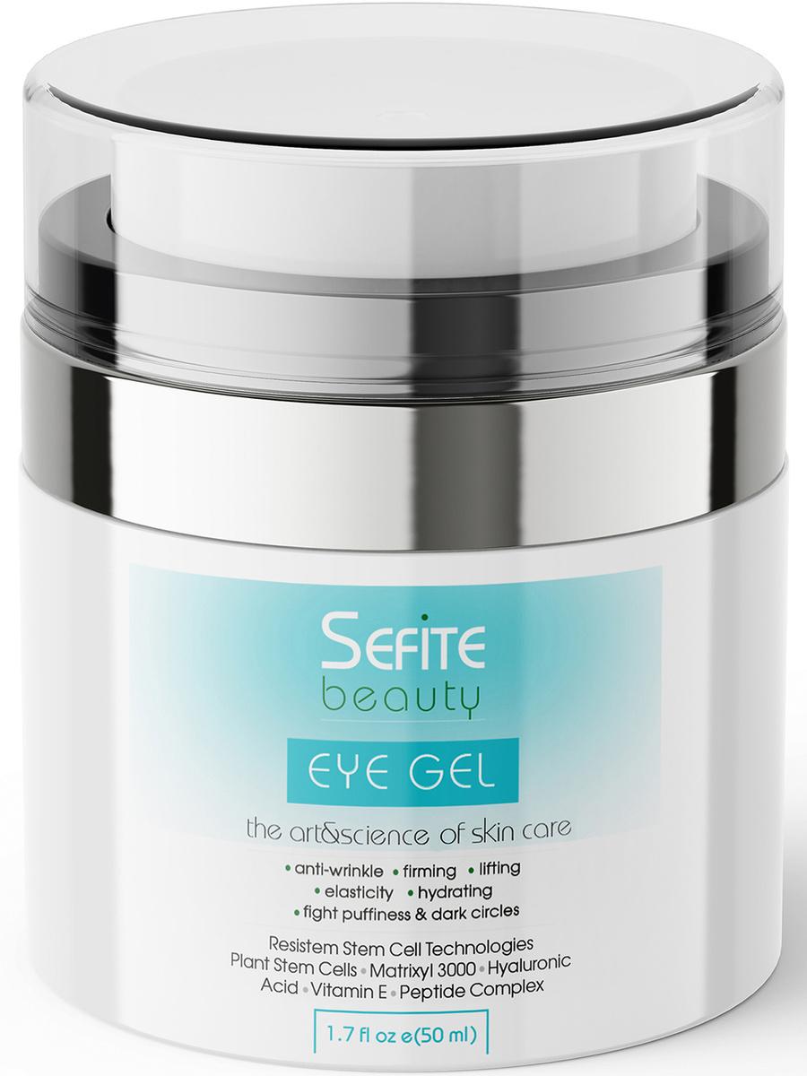 Sefite Антивозрастной крем гель омоложение для кожи вокруг глаз с коллагеном, витамином Е и пептидным #1