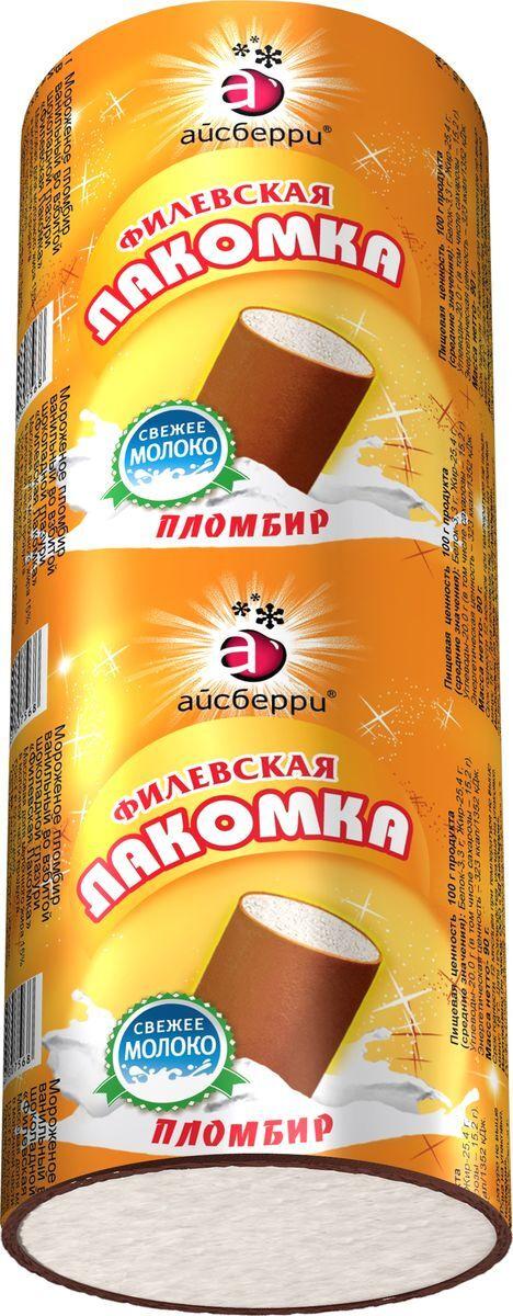 "Мороженое Филевское ""Лакомка"", пломбир, 90 г #1"