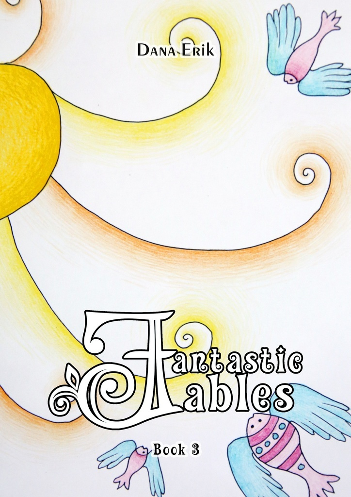 Fantastic Fables #1