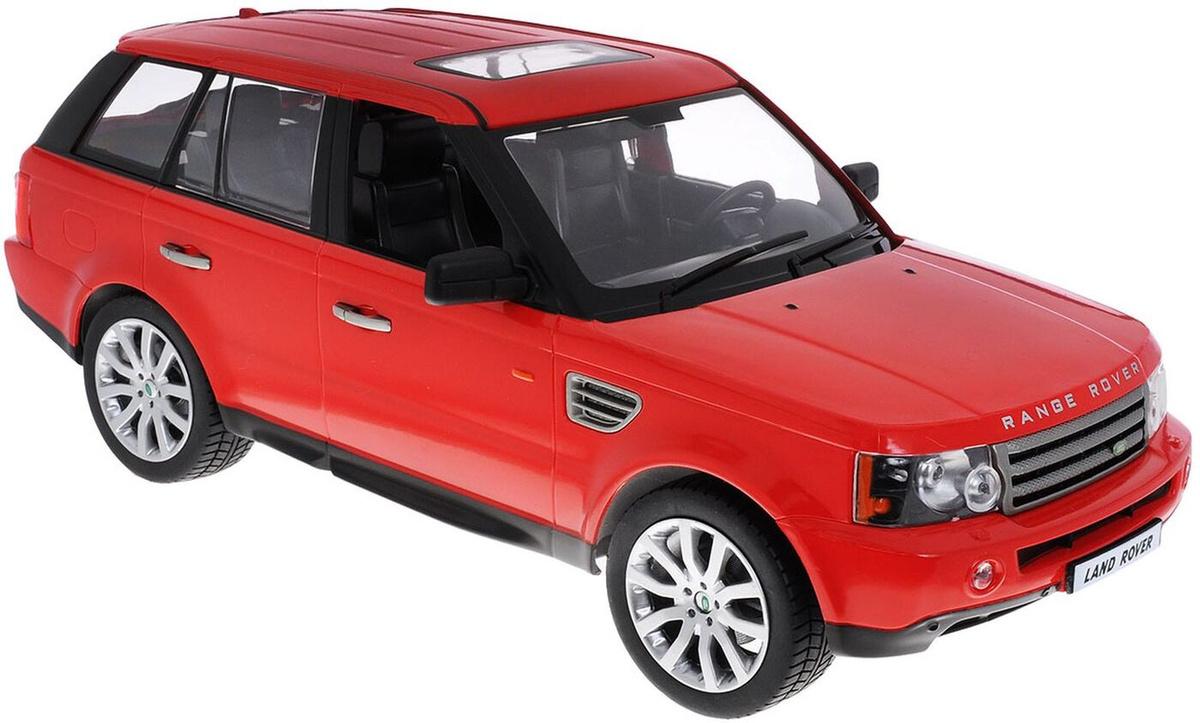 Радиоуправляемая модель Rastar Range Rover, масштаб 1:24, красный  #1