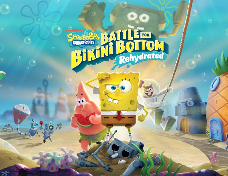Spongebob Battle For Bikini Bottom Pc