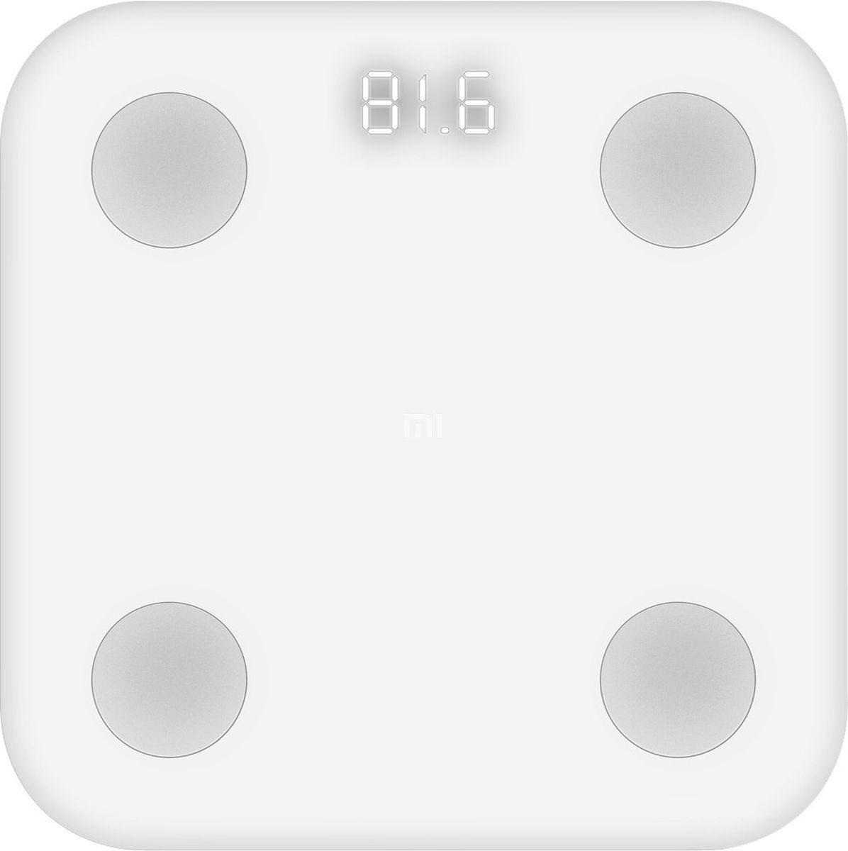 Напольные весы Xiaomi Mi Body Composition Scale 2 #1