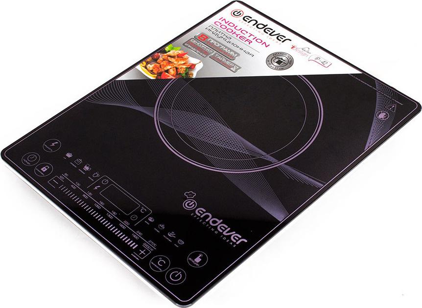 Индукционная Настольная плита Endever IP-42, черный #1