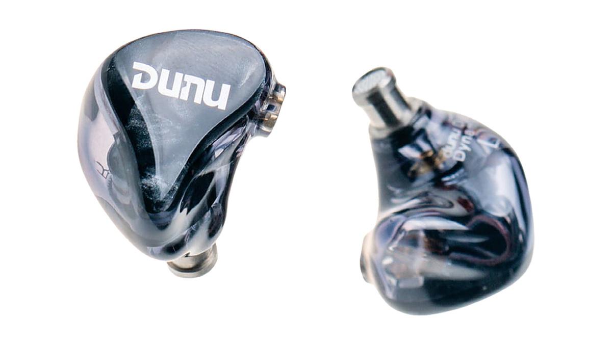 Dunu DM-480 Grey #1