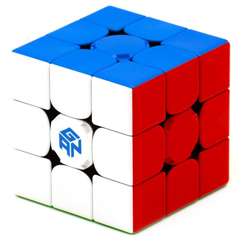 """Магнитный """"умный"""" кубик Рубика GAN 356 i Magnetic 3x3 #1"""