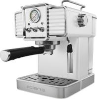 Кофеварка Polaris PCM 1538E Adore Crema, White