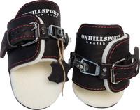 Гравитационные ботинки JUNIOR черный ONHILLSPORT