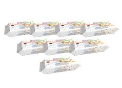 МЕГАПАК Senso Салфетки антибактериальные влажные 100шт (8 упаковок). Лучшая цена