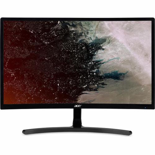 """Купить монитор Acer Nitro EI242QRPbiipx 23.6"""", черный по низкой цене: отзывы, фото, характеристики в интернет-магазине Ozon"""