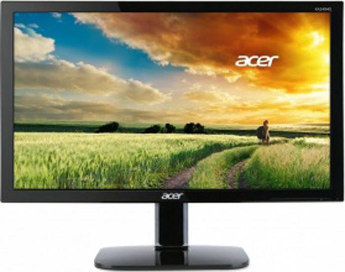 24 Монитор Acer, KA240HQBbid, UM.UX6EE.B10