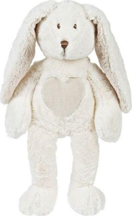 Мягкая игрушка Teddykompaniet Кролик, белый, 33 см