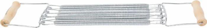 Эспандер плечевой Iron People IR97758, 5 пружин, белый