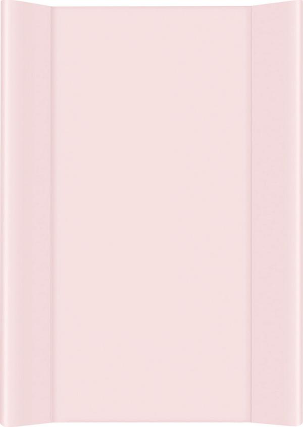 Матрац пеленальный Ceba Baby 70 см без изголовья на кровать 120*60 см PASTEL pink W-200-087-138
