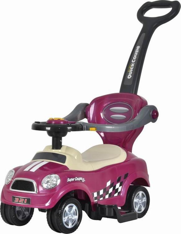 все цены на Каталка Z321, Фиолетовый онлайн