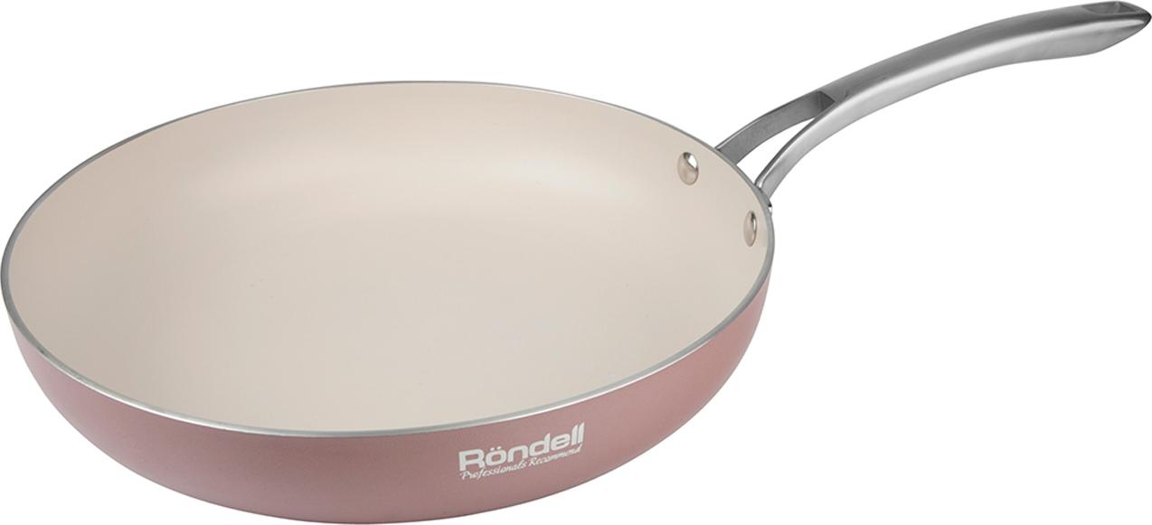 Сковорода без крышки Rondell Rosso 26 см RDA-544