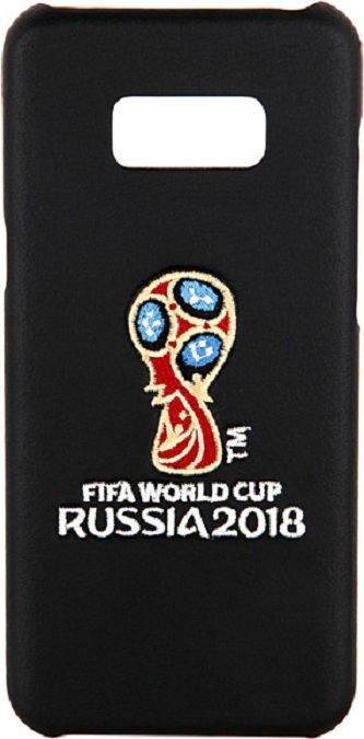 Чехол 2018 FIFA WCR Embroidery Off.Logotype д/Samsung Gal.S8