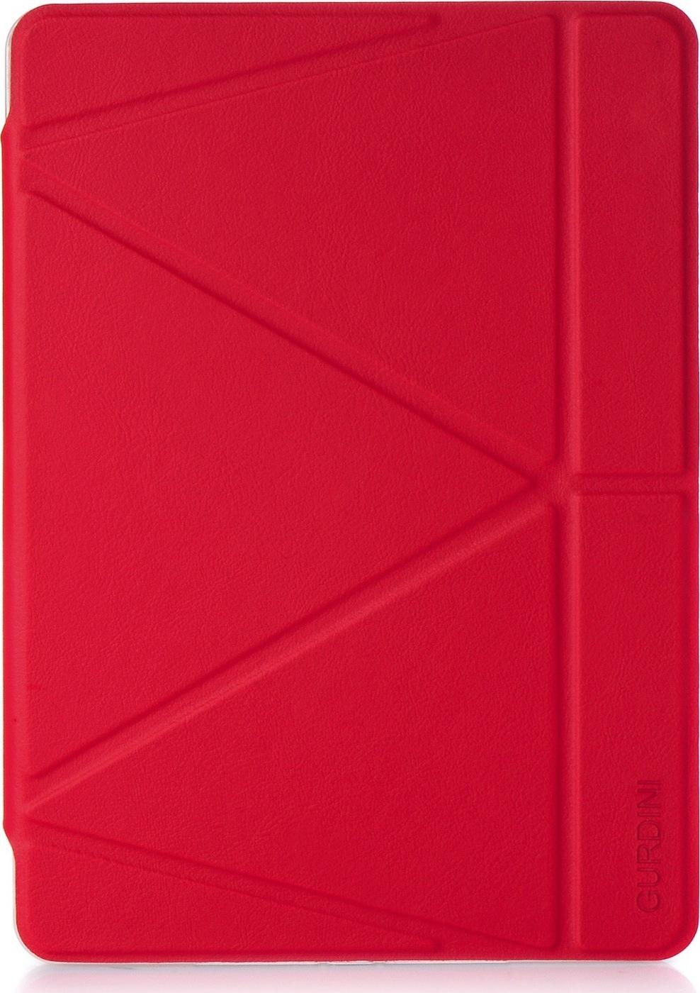 Чехол книжка Gurdini Lights Series 908402 для Apple iPad Pro 11,908402, красный