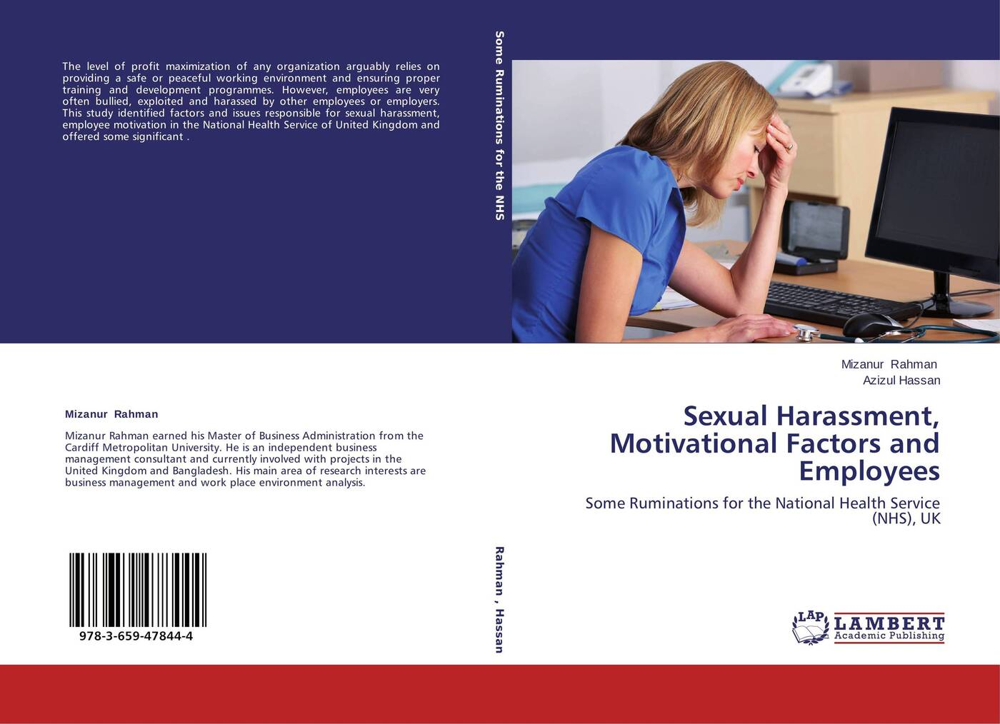 Mizanur Rahman and Azizul Hassan Sexual Harassment, Motivational Factors and Employees blessing adegoke effect of training on employees productivity in public service organisation