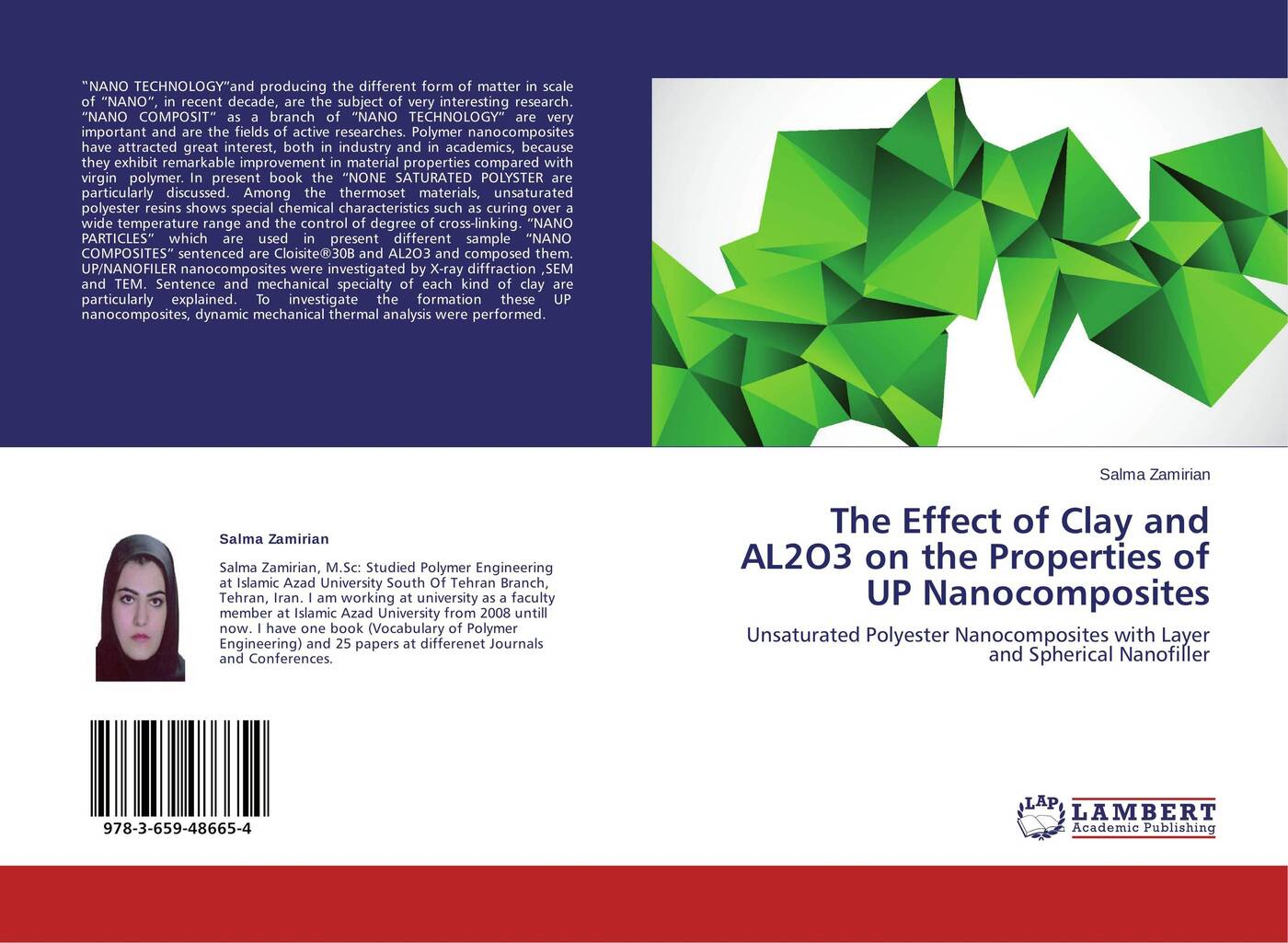 Salma Zamirian The Effect of Clay and AL2O3 on the Properties of UP Nanocomposites hae soo kwak nano and microencapsulation for foods
