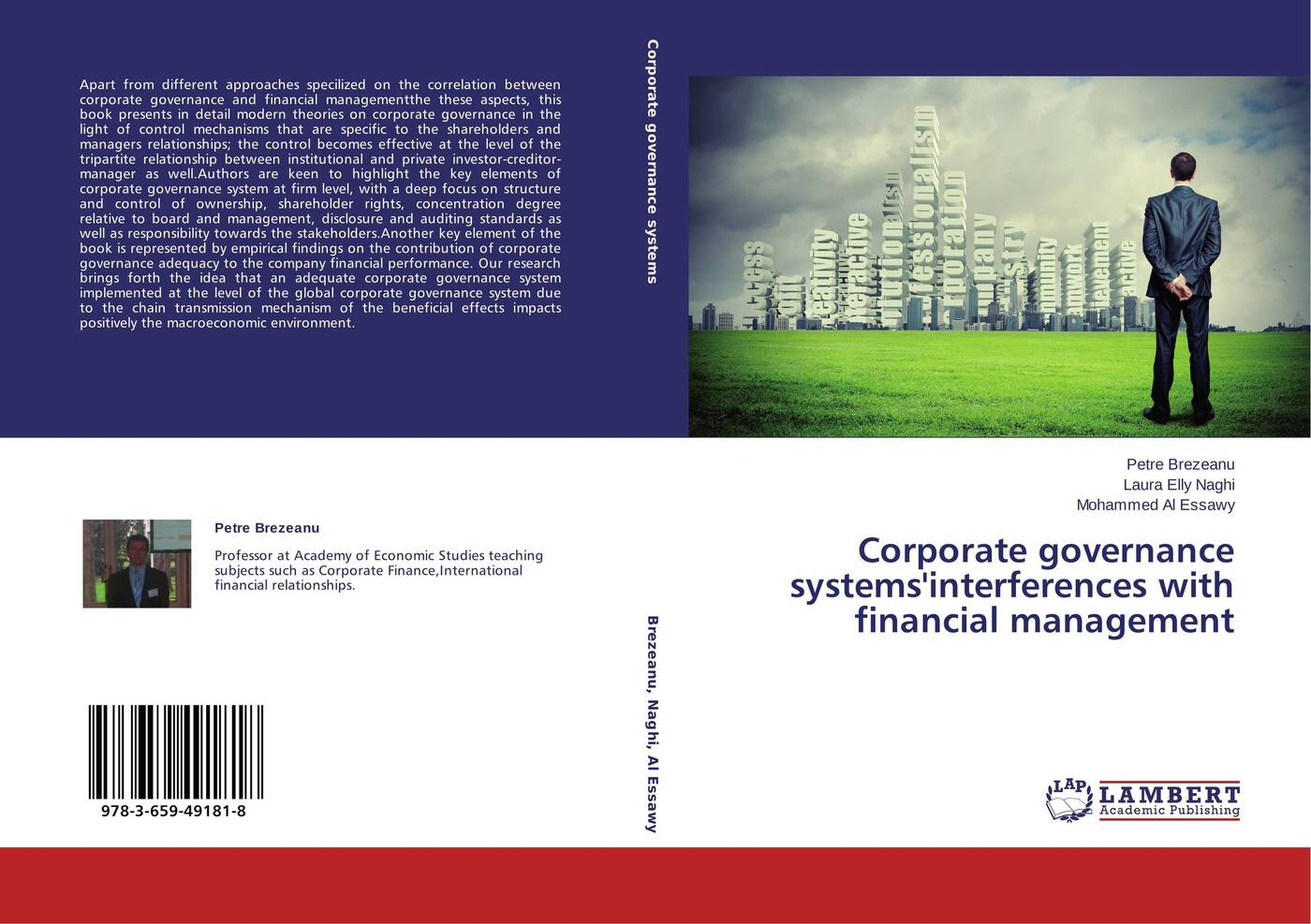 Petre Brezeanu,Laura Elly Naghi and Mohammed Al Essawy Corporate governance systems'interferences with financial management integral management and governance empirical findings of mer model