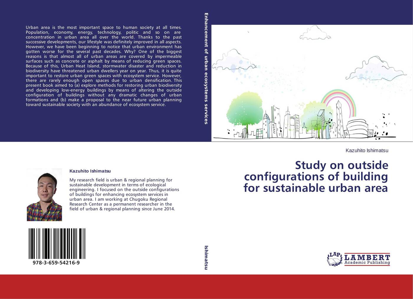 Kazuhito Ishimatsu Study on outside configurations of building for sustainable urban area robert costanza ecosystem services in agricultural and urban landscapes