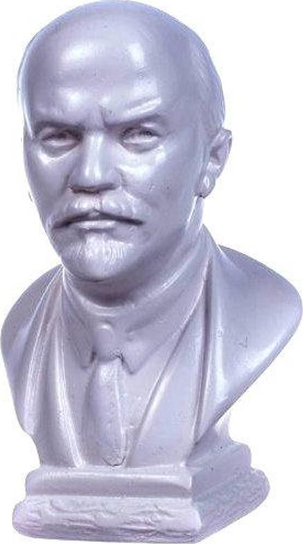 Статуэтка бюст В.И. Ленина клевалка для русской рыбалки 3 9