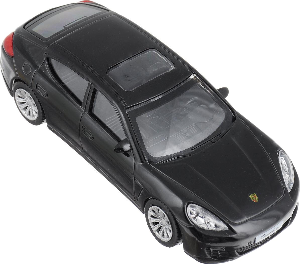 Машинка Uni-FortuneToys RMZ City Porsche Panamera Turbo, 1:43, 444009